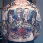 tattoo Motley Crue