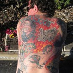 tattoo Bon Scott
