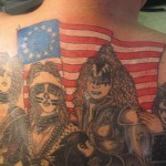 Kiss tattoo