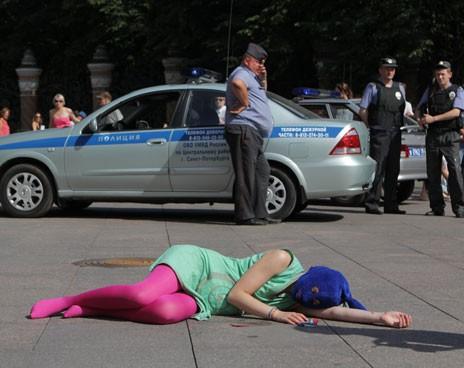 судебные разбирательства ПГМ маразм Pussy Riot