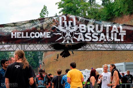 обзоры концертов Brutal Assault