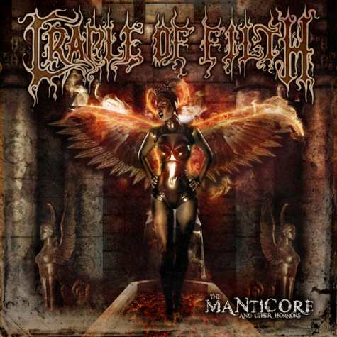 The Manticore And Other Horrors cradle of filth