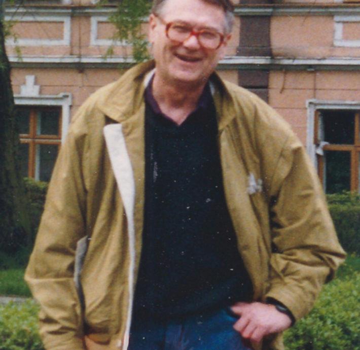 Zdzislaw Beksinski in Sanok