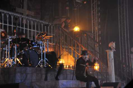 мистика King Diamond