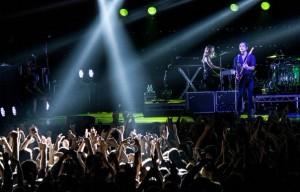 обзоры концертов Placebo
