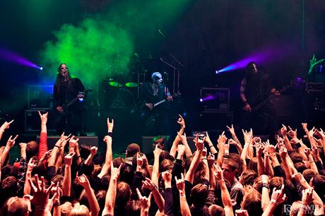 обзоры концертов Behemoth