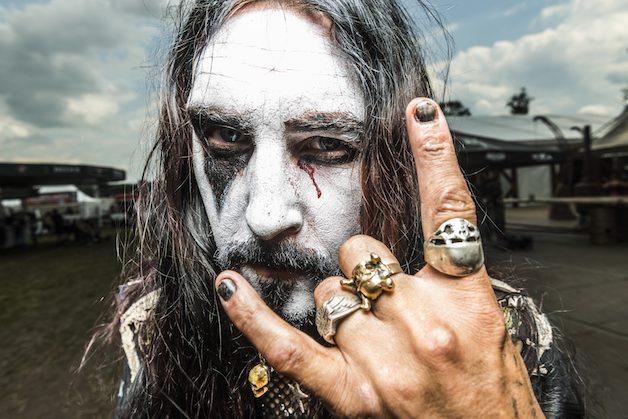heavy metal fan scion