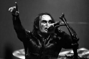 обзоры концертов Cradle Of Filth