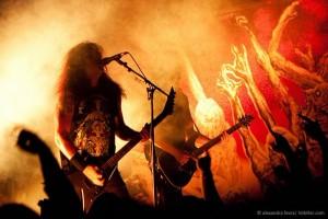 обзоры концертов Morbid Angel Kreator