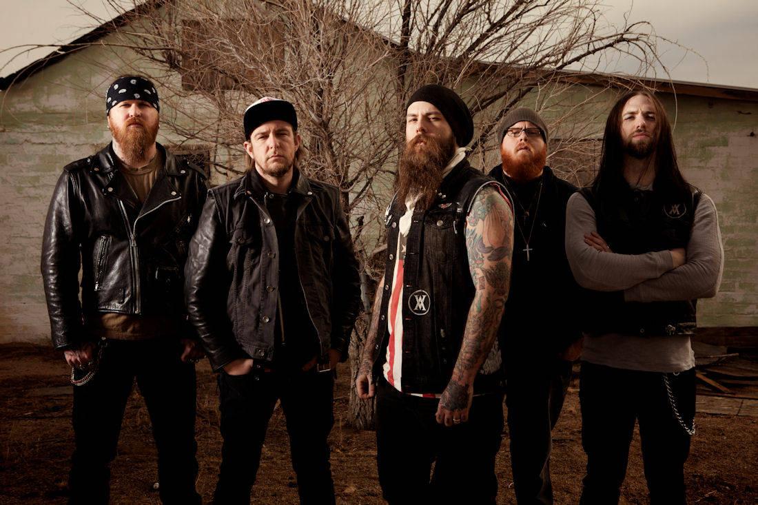 Demon Hunter band 2012