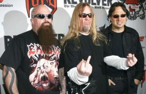 скандалы бабло Slayer Dave Lombardo