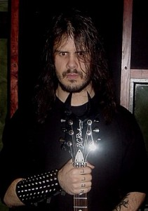 R.I.P. Necrophobic Infernal David Parland Dark Funeral