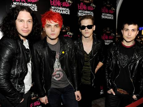 My Chemical Romance split