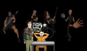 пытки музыкой Metallica