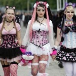 фрики World Goth Day