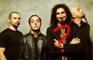 System Of A Down Shavo Odadjian Serj Tankian