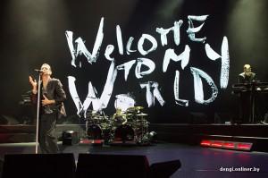 обзоры концертов Depeche Mode