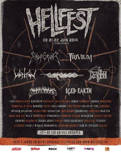 kataklysm hellfest 2014