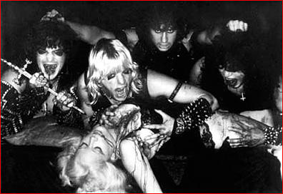 Slayer with Kathryn