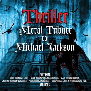 thrillertributecd metal