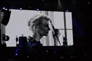 обзоры концертов Земфира