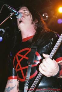 блаженные металисты Pete Sandoval Morbid Angel