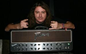 Napalm Death Mitch Harris Menace