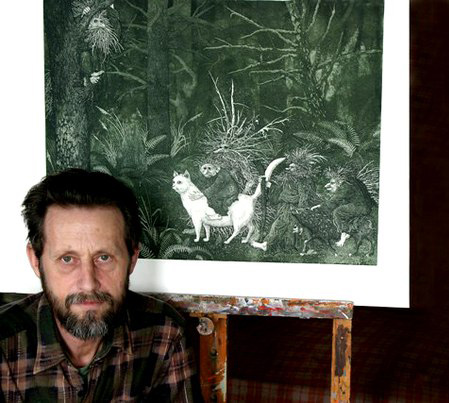 slauk valery belarus artist