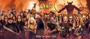 трибьюты Dio