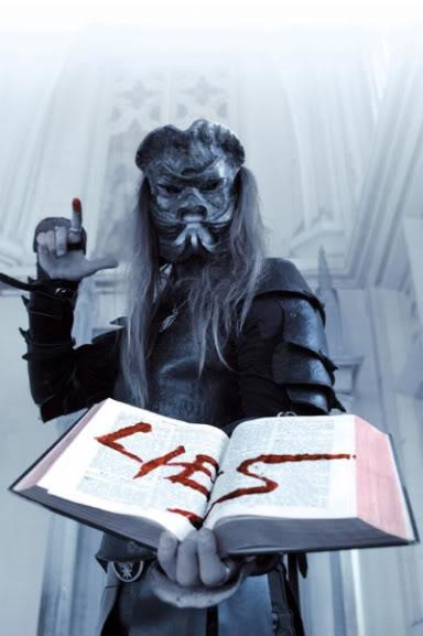 nergal the satanist