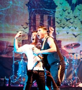 обзоры концертов Killswitch Engage
