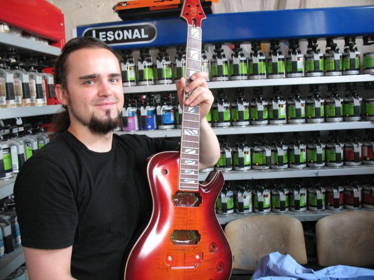 vik guitar owner