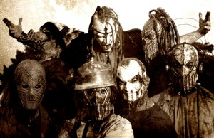 рейтинги маски рок групп The Locust The Berzerker Slipknot Mushroomhead Lordi Kiss Gwar Ghost Buckethead Asesino