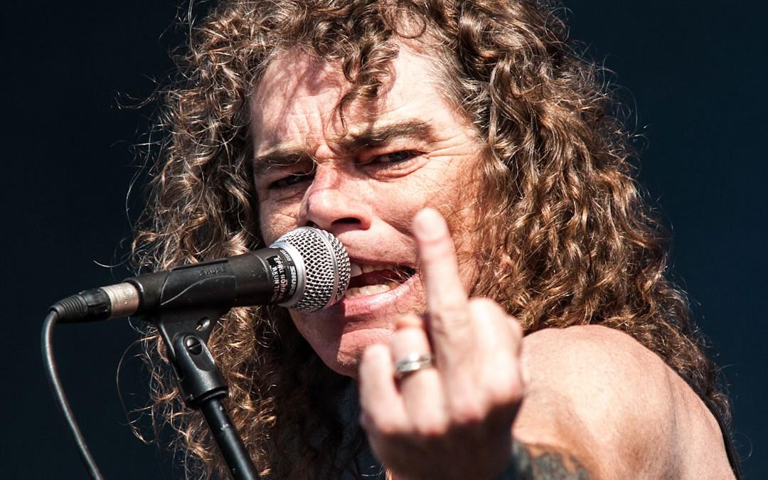 Bobby Blitz Ellsworth vocalist overkill