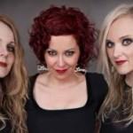 Девочки запели вместе. Проект THE SIRENS в составе Kari Rueslåtten, Anneke van Giersbergen и Liv Kristine