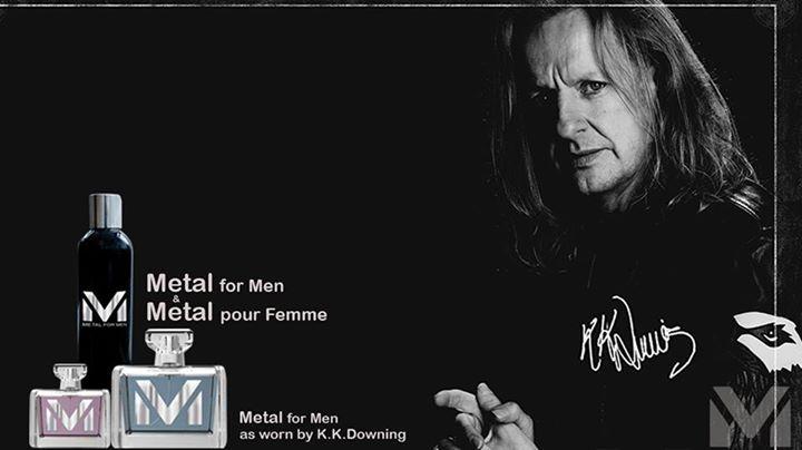 kkdowning parfum metal
