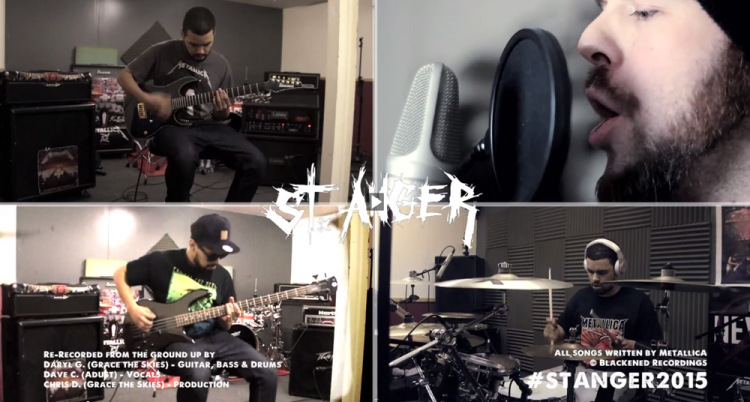 Metallica St anger Re Recorded