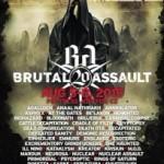 Летние метал-фестивали 2015 года, Brutal Assault