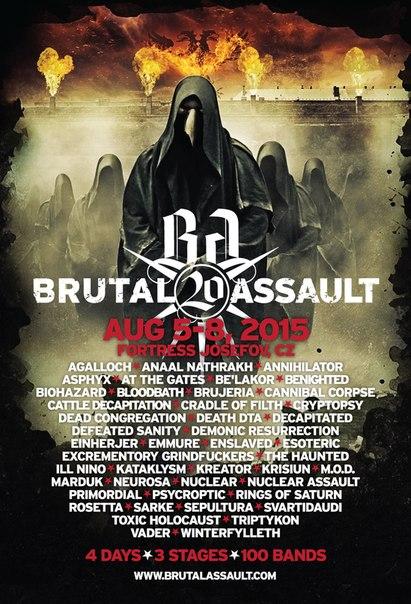 Brutal Assault 2015