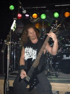 Steve Tucker Morbid Angel