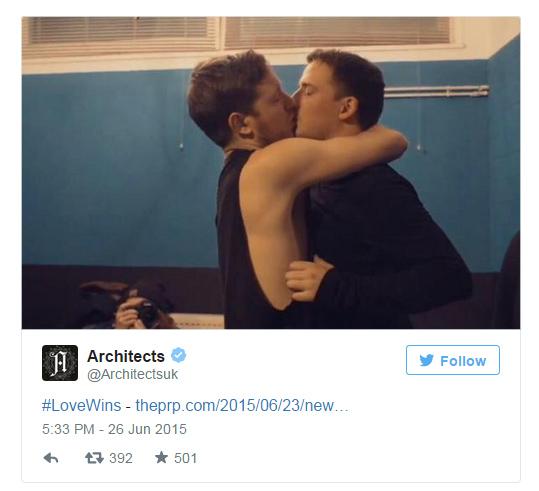 architects gay