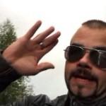 Вокалист SABATON идет на фестиваль в Норвегии из Швеции пешком
