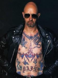 геи Rob Halford Judas Priest