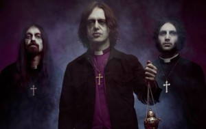 With The Dead Lee Dorrian Electric Wizard Cathedral