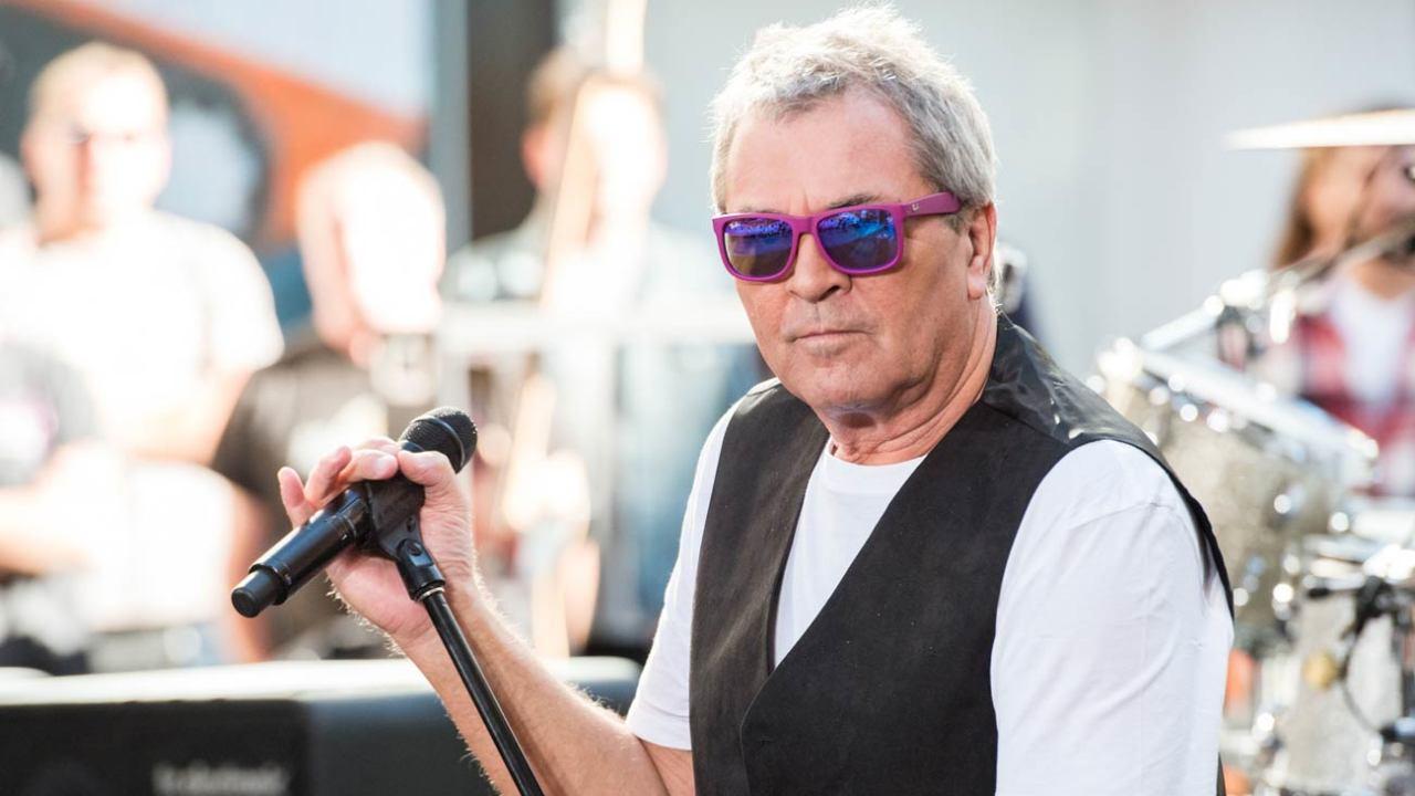Ian gillan Deep Purple 2015