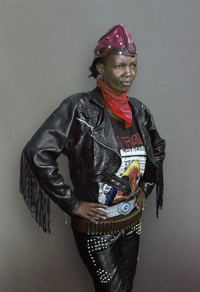 Paul Shiakallis botswana metal