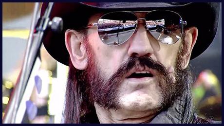 R.I.P. Motorhead Lemmy Kilmister