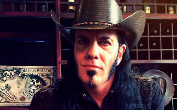 Morbid Angel singer David Vincent