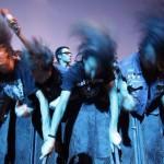 headbangig-motorhead rock fans concert