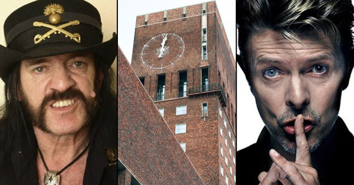 lemmy david bowie clocktower